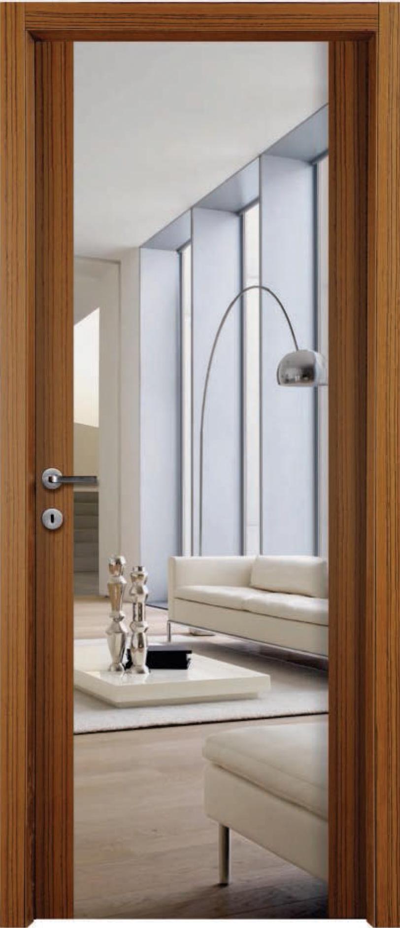 Arreda comfort luce main doors for Door arreda sacile